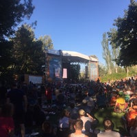Photo taken at Edgefield Concerts On The Lawn by Mark B. on 7/29/2016