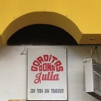 Photo taken at Gorditas Doña Julia by Omar C. on 3/28/2013