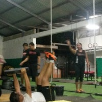 Photo taken at Warrior Fitness by Gadiel O. on 1/31/2014
