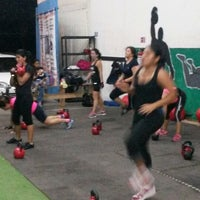 Photo taken at Warrior Fitness by Gadiel O. on 2/20/2014