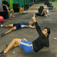 Photo taken at Warrior Fitness by Gadiel O. on 1/23/2014
