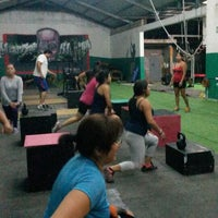 Photo taken at Warrior Fitness by Gadiel O. on 3/8/2014