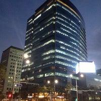 Photo taken at CJ Cheiljedang Center by Goddess S. on 10/14/2012
