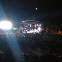 Photo taken at 19 Mayıs Amfisi by Veli M. on 10/18/2012