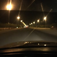 Photo taken at الخط السريع الملك فهد by Adam A. on 6/9/2016
