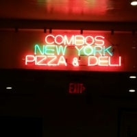 Photo taken at Combo's Pizza & Deli by Taylor C. on 8/31/2014