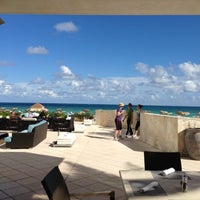 Photo taken at Canyon Ranch Hotel & Spa in Miami Beach by Christopher R. on 11/17/2012