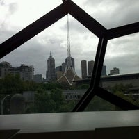 Photo taken at Melbourne Recital Centre by Gabby H. G. on 4/3/2013