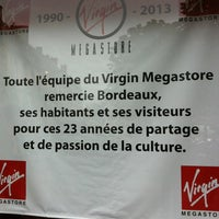 Virgin Megastore Bordeaux