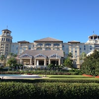 Photo taken at Gaylord Palms Resort & Convention Center by Pedro H. on 12/2/2012