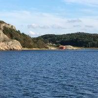 Photo taken at Gullmarsfärjan by Asami Y. on 8/24/2016