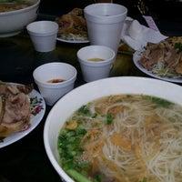 Photo taken at Huế Gourmet by Lisa V. on 5/19/2014