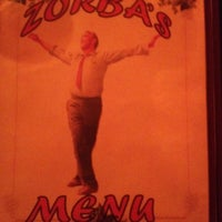 Photo taken at Zorba's Tavern by Paul B. on 4/21/2013
