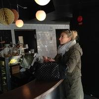 Photo taken at Noir Kaffekultur by Eric W. on 4/6/2013