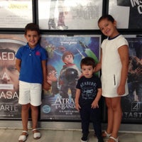 Photo taken at Multicines La Vaguada by Carlos J. on 9/6/2015