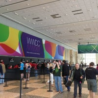 Photo taken at Moscone West by Javier S. on 6/9/2013