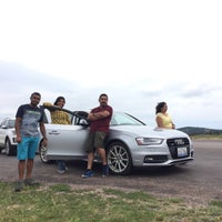 Photo taken at Canopy Airport Parking by Ashitha R. on 8/8/2016
