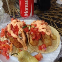 Photo taken at Tacos Charly by Manuel V. on 11/21/2014