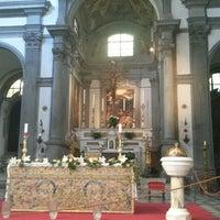 Photo taken at Chiesa di Santa Felicita by Benedetta M. on 4/2/2015