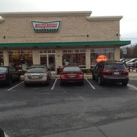 Photo taken at Krispy Kreme Doughnuts by Jim C. on 1/17/2013
