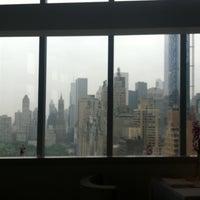 Photo taken at Asiate at Mandarin Oriental, New York by Marisa on 5/22/2013