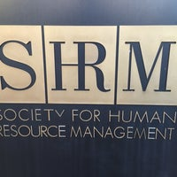 Photo taken at Society for Human Resource Management by Steve B. on 11/4/2015