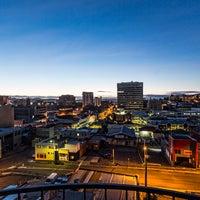Photo taken at Best Western Hobart by Liz G. on 1/9/2014