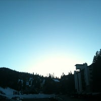 Photo taken at Stagecoach Lodge by Sashka B. on 2/18/2013