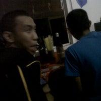 Photo taken at Burjo Murni by Wawan S. on 10/1/2012