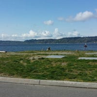 Photo taken at Mukilteo Lighthouse Park by Thelma P. on 4/2/2015