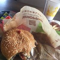 Photo taken at Burger King by Daniel V. on 9/17/2016
