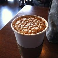Photo taken at Starbucks by Angela B. on 3/4/2013