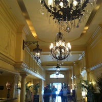 Photo taken at Astor Crowne Plaza – New Orleans French Quarter by Jason G. on 11/8/2012