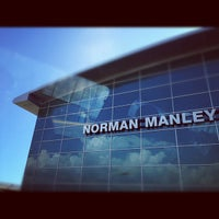 Photo taken at Norman Manley International Airport (KIN) by Gustavo C. on 11/14/2012