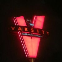 Photo taken at The Varsity by S.d. D. on 12/30/2012