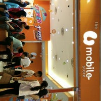Photo taken at U Mobile Service Centre by Syukri Z. on 7/24/2016