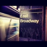 Photo taken at MTA Subway - F Train by Cillian K. on 10/4/2012