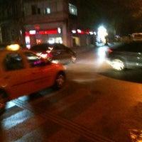Photo taken at İstasyon Caddesi by Coco P. on 4/12/2013