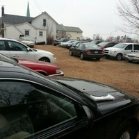 Photo taken at JML Motors by Jenna L. on 12/1/2012