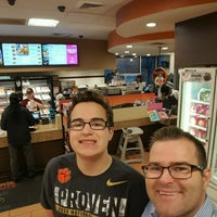 Photo taken at Dunkin' Donuts by Mike H. on 1/15/2017
