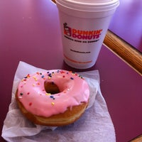 Photo taken at Dunkin' Donuts by Lauren A. on 3/20/2013