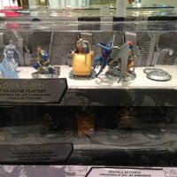 Photo taken at Disney Store by Shy M. on 2/10/2013