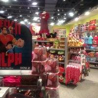 Photo taken at Disney Store by Shy M. on 11/2/2012