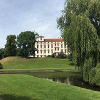 Das Foto wurde bei Celler Schloss von Alyona Gvozd am 6/20/2016 aufgenommen