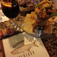 Photo taken at Goode Company Seafood by Carlos Z. on 4/28/2013