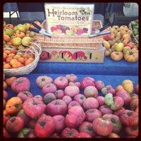 Photo taken at Fort Mason Farmers' Market by Amina A. on 11/11/2012