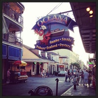 Photo taken at Oceana Grill by Matt S. on 6/5/2013