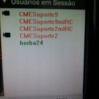 Photo taken at T.I.Log -Tecnologia da Informação e Logística Ltda by Elissandra S. on 3/27/2014
