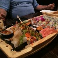 Photo taken at Fuji Sushi by Sharath N. on 2/25/2016