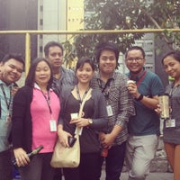 Photo taken at Jollijeep Valero-Dela Costa by Cymon R. on 1/6/2014